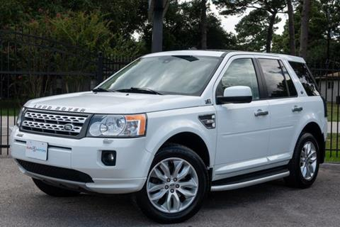 2011 Land Rover LR2 for sale in Springs, TX