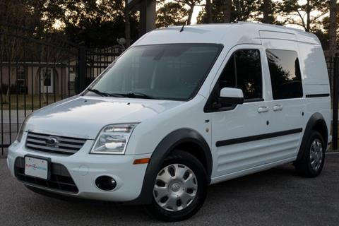 2013 Ford Transit Connect for sale in Springs, TX