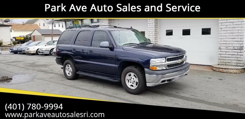 Park Ave Auto >> Park Ave Auto Sales And Service Car Dealer In Cranston Ri