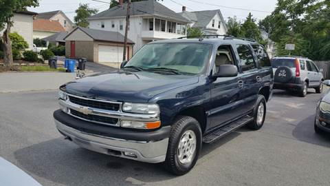 2006 Chevrolet Tahoe for sale in Cranston, RI