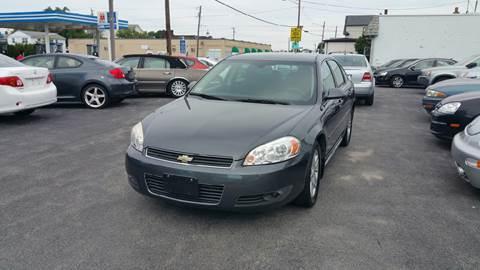 2010 Chevrolet Impala for sale in Cranston, RI