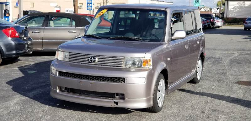 2006 scion xb 4dr wagon w manual in cranston ri park ave. Black Bedroom Furniture Sets. Home Design Ideas