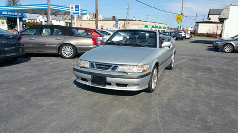 2002 Saab 9-3 for sale in Cranston, RI