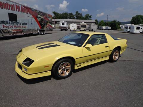 1985 Chevrolet Camaro for sale in Mill Hall, PA
