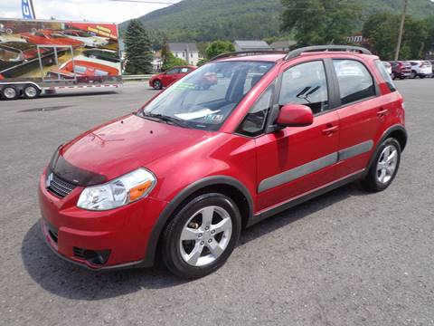 2012 Suzuki SX4 Crossover for sale in Mill Hall PA