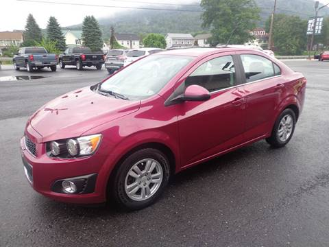 2014 Chevrolet Sonic for sale in Mill Hall PA