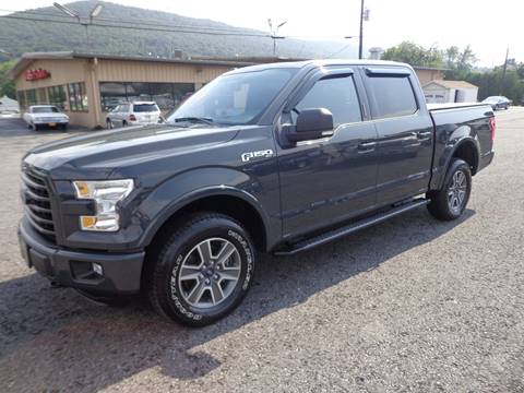 2016 Ford F-150 for sale in Mill Hall PA