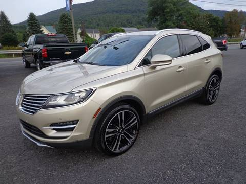 2017 Lincoln MKC for sale in Mill Hall PA