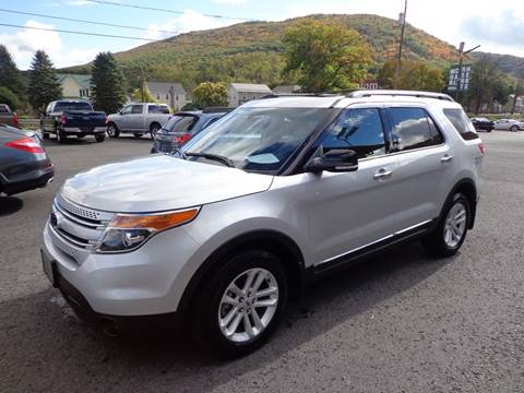 2015 Ford Explorer for sale in Mill Hall PA