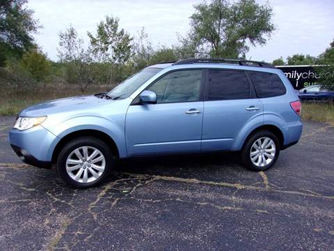 2012 Subaru Forester for sale in Portage, MI