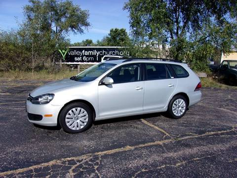2011 Volkswagen Jetta for sale in Portage, MI
