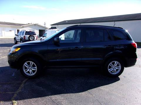 2010 Hyundai Santa Fe for sale in Portage, MI