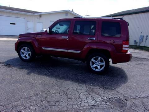 2012 Jeep Liberty for sale in Portage, MI