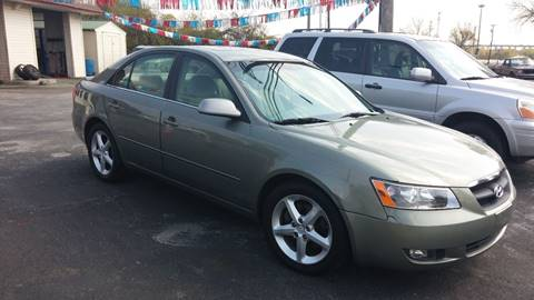 2007 Hyundai Sonata for sale in New Castle, DE