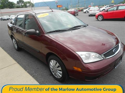 2007 Ford Focus for sale in Luray, VA