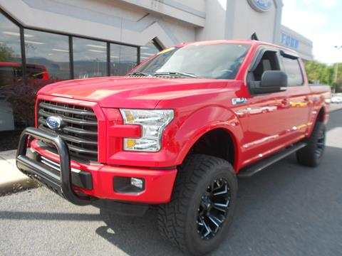 2016 Ford F-150 for sale in Luray, VA