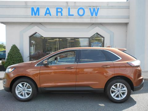 2017 Ford Edge for sale in Luray, VA
