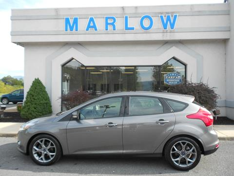 2014 Ford Focus for sale in Luray, VA