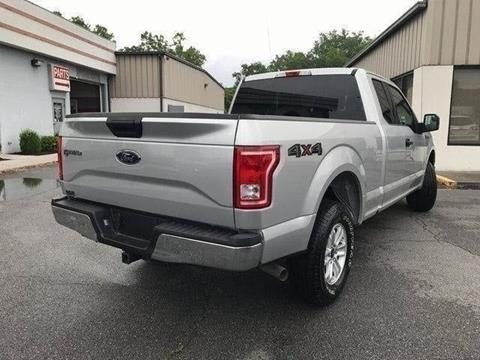 2017 Ford F-150 for sale in Luray, VA