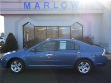 2009 Ford Fusion for sale in Luray, VA