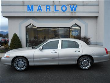 2006 Lincoln Town Car for sale in Luray, VA