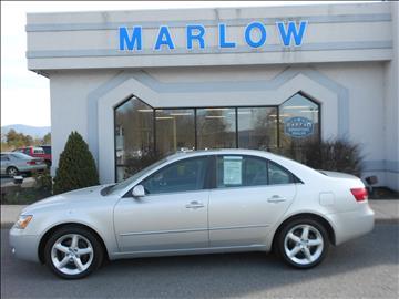 2007 Hyundai Sonata for sale in Luray, VA