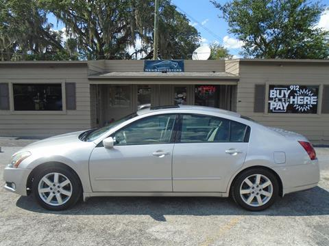 2004 Nissan Maxima for sale in Lakeland, FL