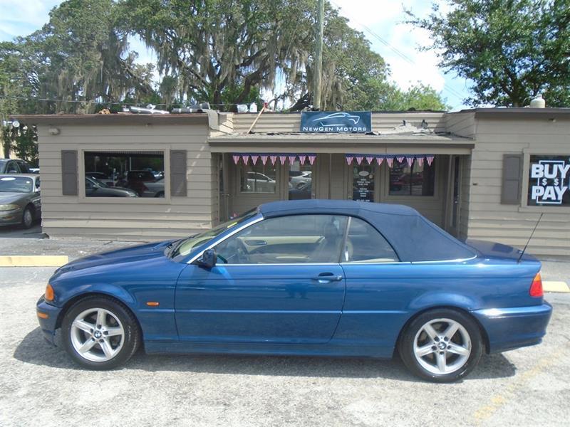 BMW 3 Series 2002 325Ci 2dr Convertible