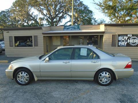 2004 Acura RL for sale in Lakeland, FL