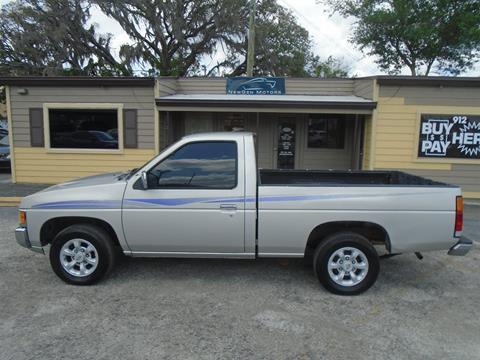 1996 Nissan Truck For Sale In Amarillo Tx Carsforsale Com