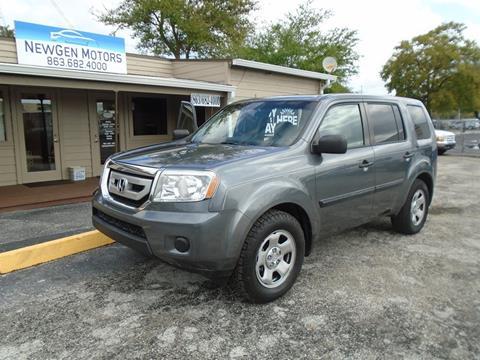 2011 Honda Pilot for sale in Lakeland, FL