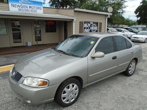 2004 Nissan Sentra for sale in Lakeland, FL