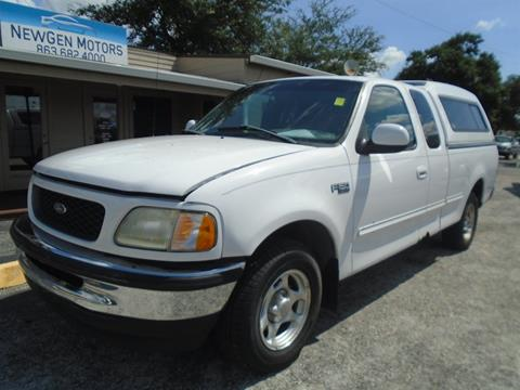 1998 Ford F-150 for sale in Lakeland, FL