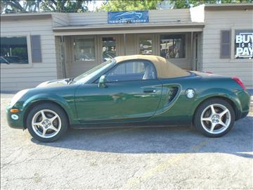 2003 Toyota MR2 Spyder for sale in Lakeland, FL