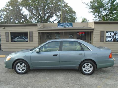 2000 Toyota Avalon for sale in Lakeland, FL