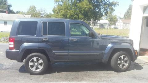 2008 Jeep Liberty for sale in Thomasville, NC