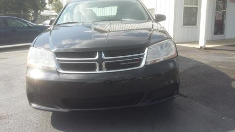 2012 Dodge Avenger for sale in Thomasville, NC