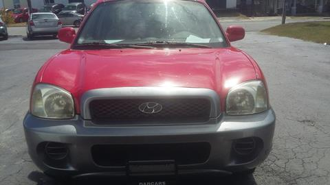 2004 Hyundai Santa Fe for sale in Thomasville, NC
