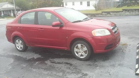 2009 Chevrolet Aveo for sale in Thomasville, NC
