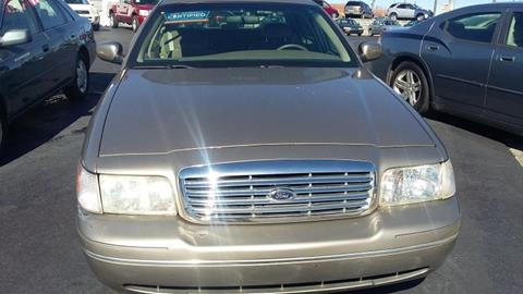 2002 Ford Crown Victoria for sale in Thomasville, NC