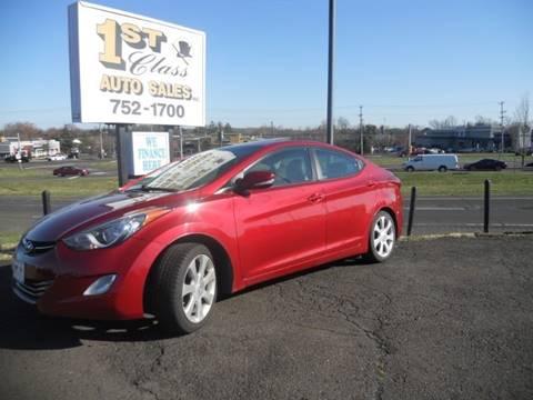 2012 Hyundai Elantra for sale in Langhorne, PA