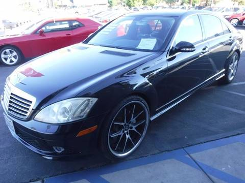 2007 Mercedes-Benz S-Class for sale in Winnetka, CA