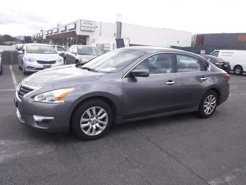 2015 Nissan Altima For Sale In Winnetka, CA