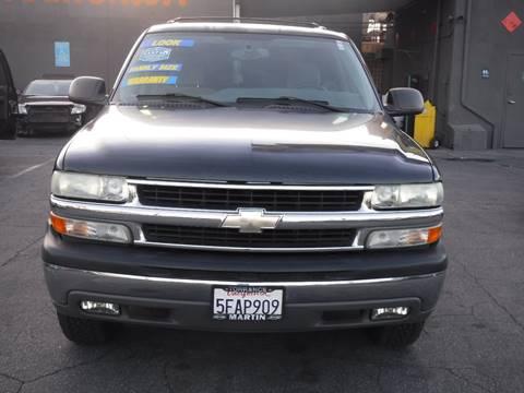 2004 Chevrolet Tahoe for sale at Winnetka Auto Mall in Winnetka CA