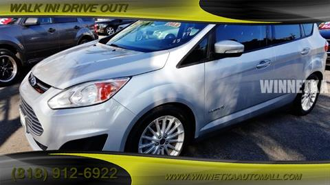 2015 Ford C-MAX Hybrid for sale in Winnetka, CA