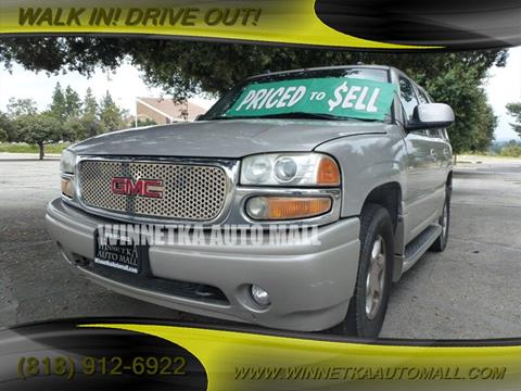2005 GMC Yukon for sale in Winnetka, CA