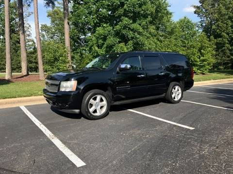 2007 Chevrolet Suburban for sale at MTK Premier Auto Boutique in Richmond VA