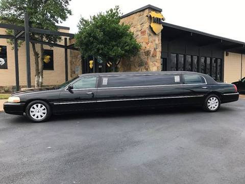 Used Limos For Sale >> Lincoln Used Cars Limousines For Sale Richmond Mtk Premier