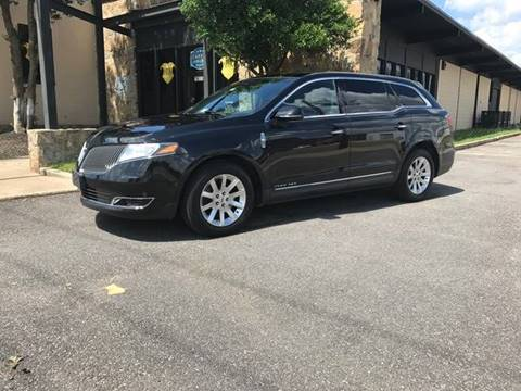 2013 Lincoln MKT for sale at MTK Premier Auto Boutique in Richmond VA
