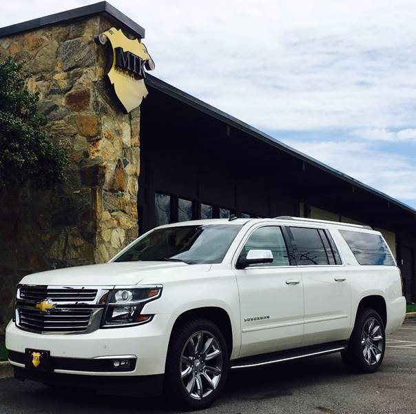 2015 Chevrolet Suburban for sale at MTK Premier Auto Boutique in Richmond VA